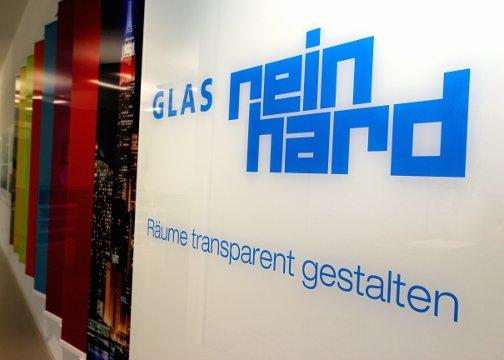 Glas Reinhard AG - Ihre Glaserei aus der Umgebung