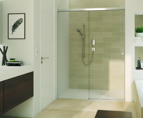 Duschschiebetür